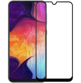Nillkin Tvrzené Sklo 2.5D CP+ PRO Black pro Samsung Galaxy A50/M30