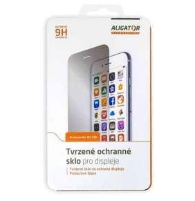Aligator ochranné sklo GlassPrint iPhone 6 bílá