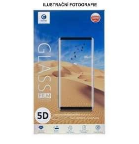 Mocolo 5D Tvrzené Sklo Black pro Samsung Galaxy A80
