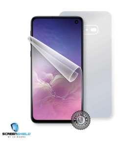 Screenshield SAMSUNG G970 Galaxy S10e folie na celé tělo
