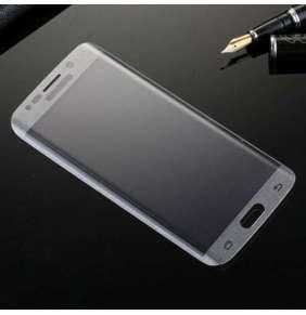 Aligator Ochrana displeje GLASS FULL COVER 3D Samsung G925F Galaxy S6 Edge transparentní