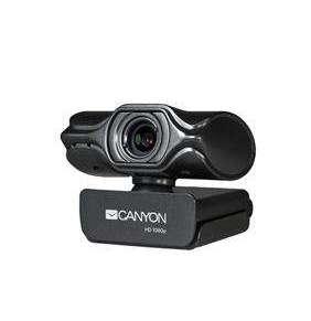 Canyon CNS-CWC6 webkamera, Live Streaming, 2K Ultra Full HD, 3.2 Megapixels, USB 2.0, 360° rozsah, mikrofón