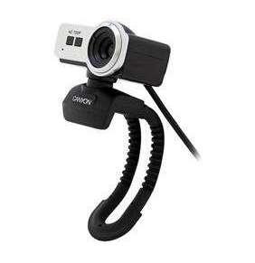 Canyon CNE-CWC3N webkamera, 2Mpx HD, 1/4 CMOS, USB, mikrofón, 360° rozsah