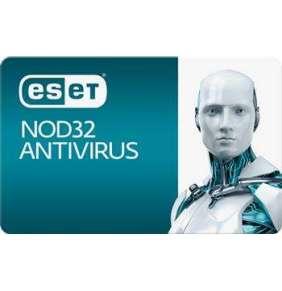 ESET NOD32 Antivirus 3 PC + 2 ročný update EDU