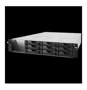 Asustor™ AS7009RD 9 bay NAS,Dual PSUs, EU, 4GB DDR3 Rack mount 2U