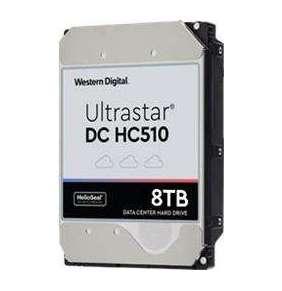 """Western Digital Ultrastar DC HC510 / He10 3,5"""" HDD   8TB 7200rpm SATA 6Gb/s 256MB"""