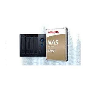 "TOSHIBA HDD N300 NAS 10TB, SATA III, 7200 rpm, 256MB cache, 3,5"", RETAIL"