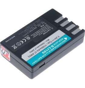 Baterie T6 power Pentax D-Li109, 1100mAh, černá