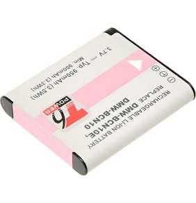 Baterie T6 power Panasonic DMW-BCN10, 950mAh, černá