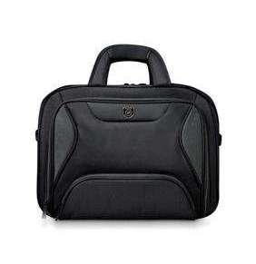 """PORT DESIGNS MANHATTAN Toploading BF taška na 10/13,3'' notebook a 10,1"""" tablet, čierna"""