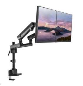 Dvouramenný stolní držák na 2 monitory Mounts AX812