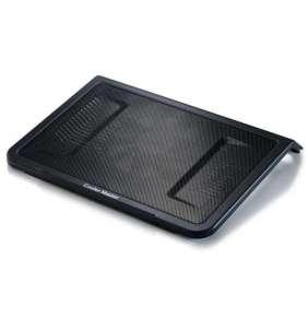 """chladicí podstavec Cooler Master NotePal L1 pro NTB 7-17"""" black, 16cm fan"""