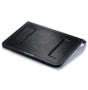 """Cooler Master chladící podstavec NotePal L1 pro notebook 7-17"""", 16 cm, černá"""