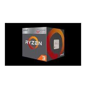 AMD, Ryzen 3 3200G, Processor BOX, soc. AM4, 65W, Radeon RX Vega 11 Graphicss Wraith Stealth chladičom