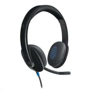 Logitech® H540 USB Headset - USB - EMEA