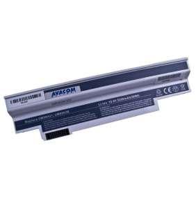 Náhradní baterie AVACOM Acer Aspire One 532h series Li-ion 11,1V 5200mAh/58Wh white