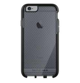 Tech21 Evo Check Case iPhone 6/6s Plus - Smokey/Black