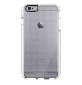 Tech21 Evo Check Case iPhone 6/6s Plus - Clear/White