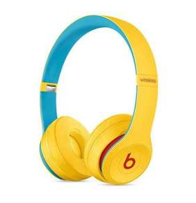 Beats Solo3 Wireless Headphones – Beats Club Collection – Club Yellow slúchadlá