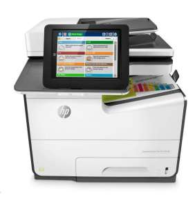 HP PageWide Enterprise Color MFP 586f (A4,75 ppm, USB 2.0, Ethernet, Duplex, Print/Scan/Copy/Fax)