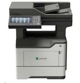 Lexmark MX622adhe mono laser MFP, 47 ppm, síť, HDD,duplex, DADF, dotykový LCD