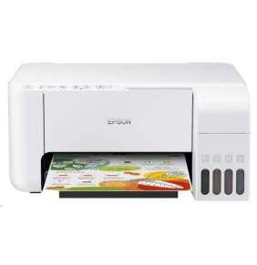 EPSON tiskárna ink L3156,  A4, 33ppm, 4ink, USB, WI-FI, TANK SYSTEM-3 roky záruka po registraci