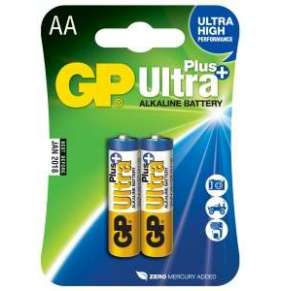 GP Ultra Plus 2x AA