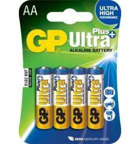 GP Ultra Plus 4x AA