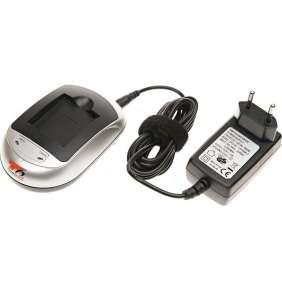 Nabíječka T6 power Panasonic DMW-BLE9, DMW-BLH7, DMW-BLG10, 230V, 12V, 1A