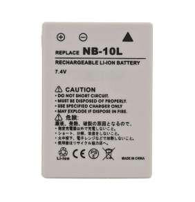 Doerr akumulátor CANON NB-10L, 850mAh