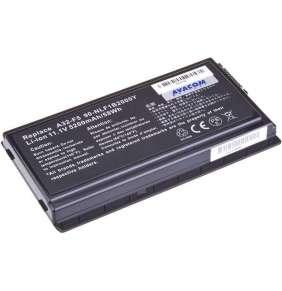 Baterie AVACOM NOAS-F5-806 pro Asus F5 series A32-F5 Li-Ion 11,1V 5200mAh
