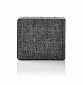 Nedis SPBT1002GY - Bluetooth® Reproduktor | 15 W | Kovový Design | Kovově Šedá