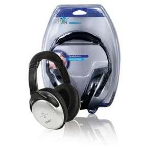 HQ HP137HF6 - Hifi sluchátka se 6 m kabelem a ovládáním hlasitosti