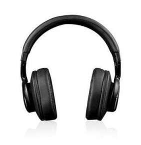 Modecom MC-1001HF Bluetooth headset, bezdrátová sluchátka s mikrofonem, aktivní potlačení hluku, černá