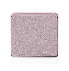 Nedis SPBT1002PK - Bluetooth® Reproduktor | 15 W | Kovový Design | Růžové zlato