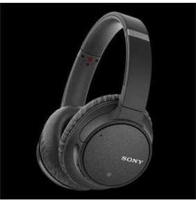 SONY WHCH700NB.CE7 s technologiemi odstranění šumu a Bluetooth® - Black