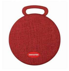 SWISSTEN BLUETOOTH SPEAKER X-STYLE RED