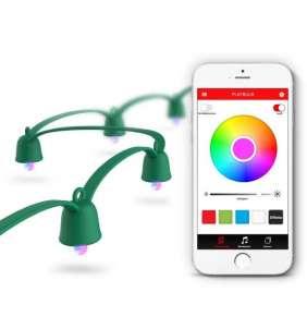 MiPow Playbulb™ String Smart LED reťaz 10 m