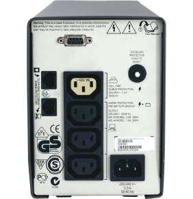 APC Smart-UPS SC 620VA 120V