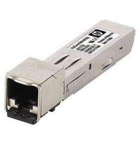 HPE X120 1G SFP RJ45 T Transceiver