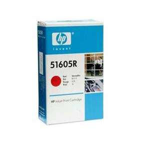 HP Ink cart/red f Think- Quietjet