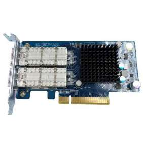 QNAP Dual-port 40GbE QSFP+ network expansion card