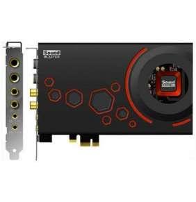 Creative Sound Blaster ZXR, zvuková karta PCIe interná