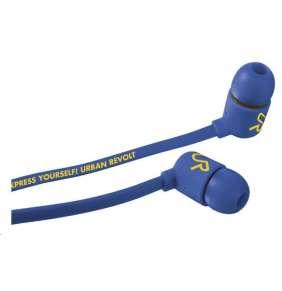 Trust Sluchátka Duga In-ear Headphone - modrá, špuntová