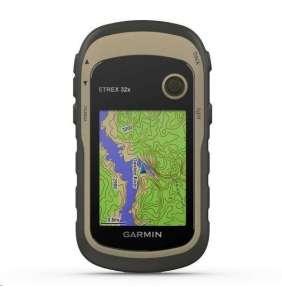 GARMIN ruční outdoorová navigace eTrex 32x Europe46