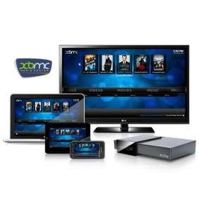 MediaCenter PRISMCUBE XBMC + 320GB HDD
