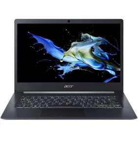 """Acer TravelMate X5/ i5-8265U/ 8GB DDR4/ 512GB SSD/ Intel UHD 620/ 14"""" FHD IPS/ W10P/ Černý"""