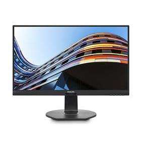 "Philips 271S7QJMB/00 27"" IPS LED 1920x1080 20 000 000:1 5ms 250cd DP HDMI pivot repro cierny"