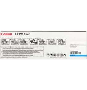 toner CANON C-EXV8 cyan iRC 2620N/3200/3220N, CLC 2620/3200/3220