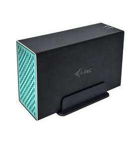 "i-tec MYSAFE USB-A/C 2x 3.5"" HDD External Case with RAID"